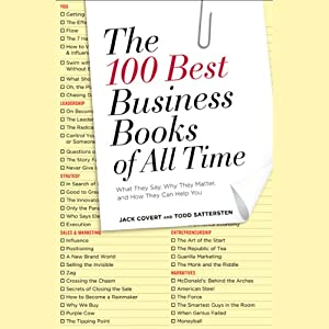 The 100 Best Business Books of All Time Audiobook