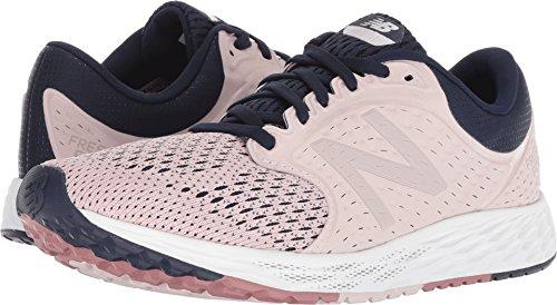 New Balance Women's Zante V4 Fresh Foam Running Shoe, Light Pink, 5.5 B US