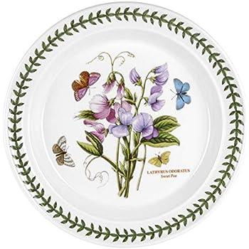 Portmeirion 344655 Botanic Garden Dinner Plate, 10.5