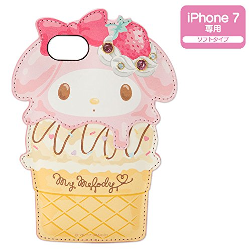 Sanrio My Melody iPhone 7 case cupcake From Japan New