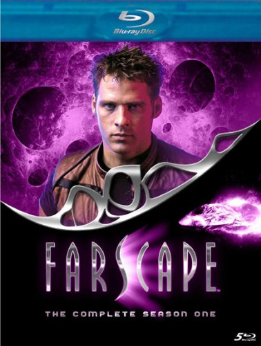 Farscape: Season 1 [Blu-ray]