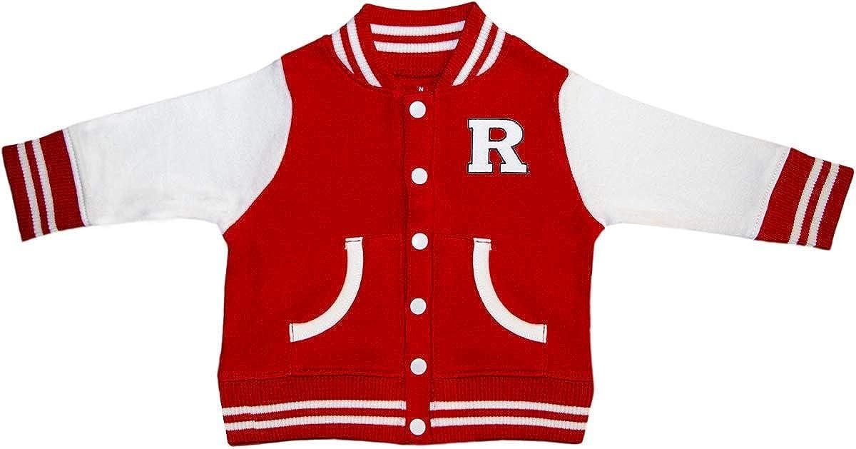 Creative Knitwear Rutgers University Varsity Jacket
