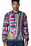 Product review for COOGI Flag Crew Neck Sweater