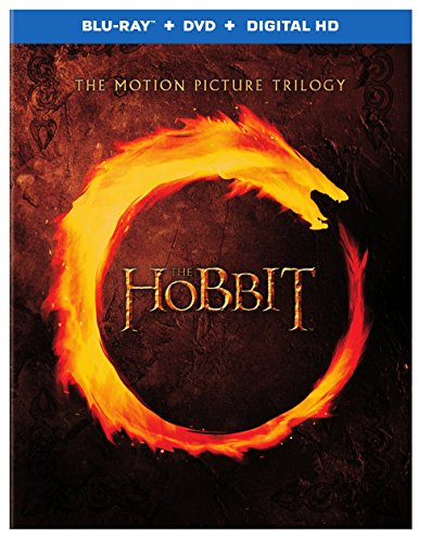 The Hobbit: Motion Picture Trilogy (Blu-ray)