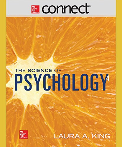 Connect with SmartBook Access Card for The Science of Psychology: An Appreciative (Connect Psychology Access Card)