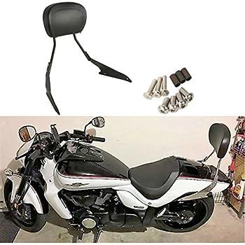 Amazon.com: XMT-MOTO Detachable Sissy Bar Backrest For Suzuki ...