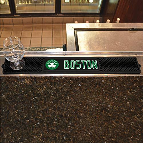 FANMATS NBA Boston Celtics Vinyl Drink Mat