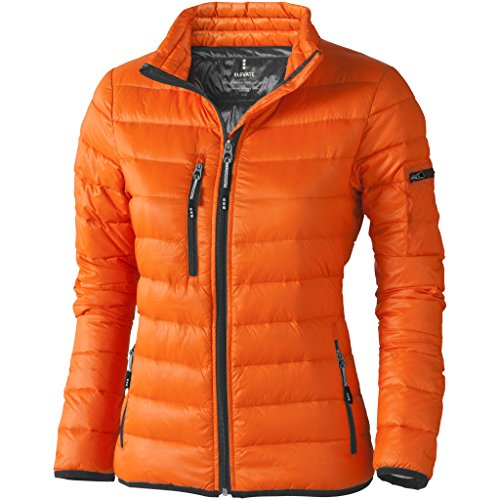 Down Womens Ladies Orange Elevate Light Scotia Jacket zpZnBqIT
