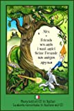 Alex and Friends, Ses Amis, I Suoi Amici, Seine Freunde, Sus Amigos: Children's Adventure Story Told in Italian on CD to Develop Listening Skills in a Second Language