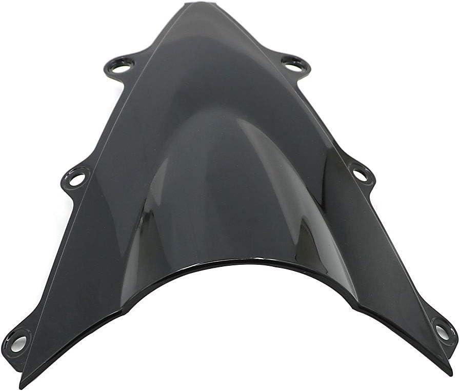 Alpha Rider Windshield Windscreen For Honda CBR300R CBR 300 R 2014 2015 2016 2017 Black