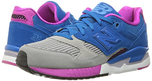 Bleu Femme De W530rtc Gymnastique Balance Chaussures New FXwYx7qn
