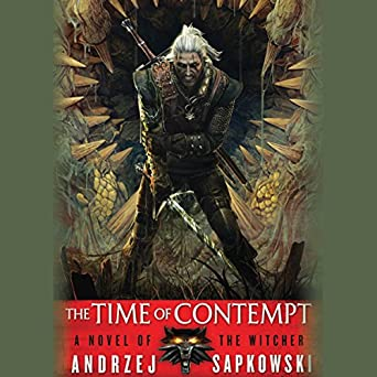 amazon com the time of contempt the witcher book 2 audible audio