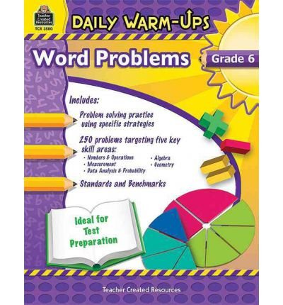 Download [(Daily Warm-Ups: Problem Solving Math Grade 6)] [Author: Robert W Smith] published on (July, 2011) PDF