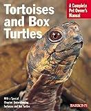Tortoises and Box Turtles, Hartmut Wilke, 0764111817
