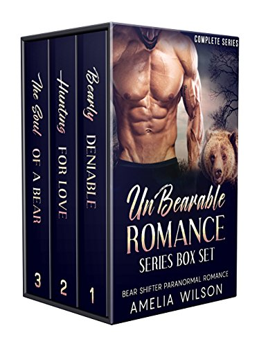 UnBearable Romance Series: Complete Shifter Romance Series