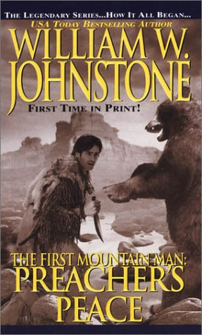 Download The First Mountain Man: Preacher's Peace PDF