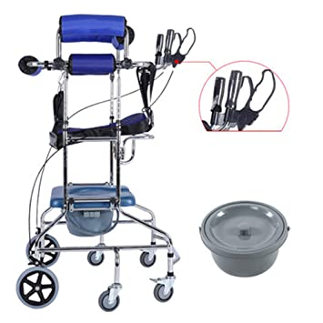 Amazon.com: Elderly Walker Stroke Hemiplegia - Soporte de ...