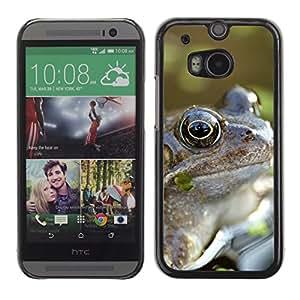 Carcasa Funda Case // Frog V0000199// HTC ONE M8