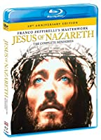 Jesus Of Nazareth: The Complete Miniseries (40th Anniversary Edition) [Blu-ray] by Shout! Factory