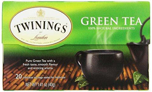Twinings Thé vert, 1,41 once Box