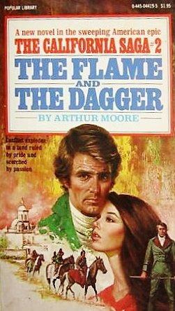Flame Dagger - 8