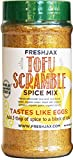 FreshJax Gourmet Spices and Seasonings,, Tofu Scramble Spice Mix 8.85oz