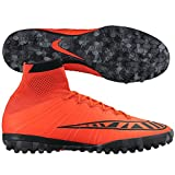 Nike Men's Mercurial Proximo Turf Soccer Boot - (Crimson) (12)