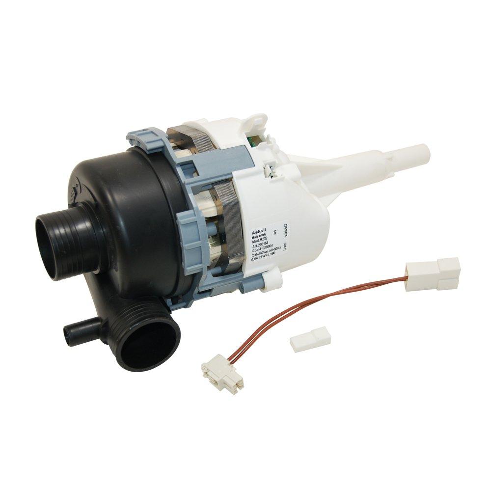 Genuine Otsein Lavavajillas bomba de recirculación Motor 49017693 ...