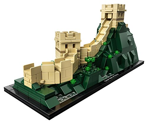 51B55yVQLOL - LEGO Architecture Great Wall of China 21041 BuildingKit (551 Piece)