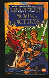Mass Market Paperback Moving Pictures Book