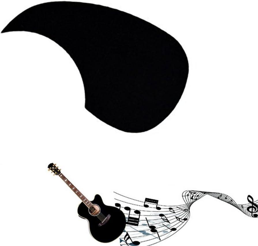 Konzertgitarre, Gitarren Pickguard Schlagschutz Schlagbrett für Westerngitarre