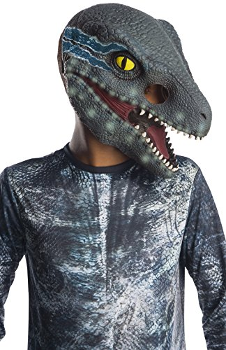 Rubie's Jurassic World: Fallen Kingdom Blue Velociraptor Mask -