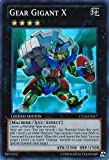 Yu-Gi-Oh! - Gear Gigant X (CT10-EN017) - 2013 Collectors Tins - Limited Edition - Super Rare