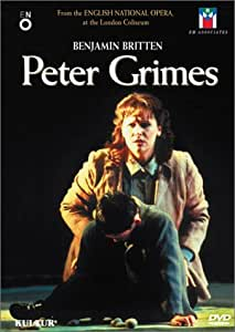 Britten - Peter Grimes / Atherton, Langridge, English National Opera