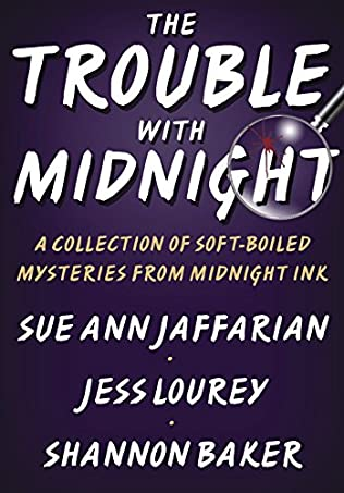book cover of The Trouble with Midnight