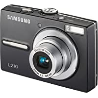 Samsung L210 10.1MP Digital Camera with 3x Optical Image Stabilized Zoom (Black) Benefits Review Image