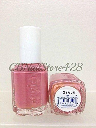 Essie Nail Lacquer- Series 2 - Nail Polish - 0.46 fl.oz- 429 - FONDOLA GONDOLA