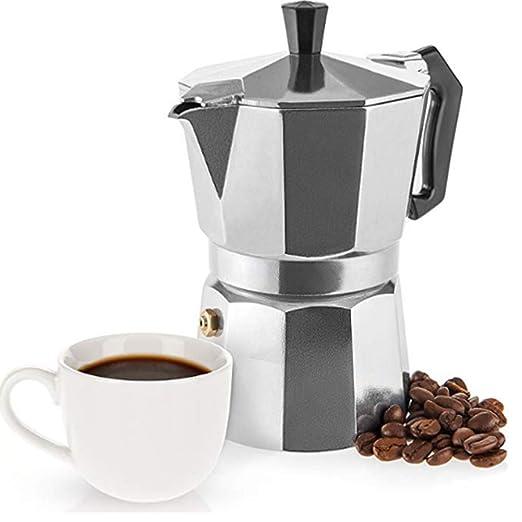 ZMYLOVE Máquina de café Espresso, cafetera Tradicional, Moca ...