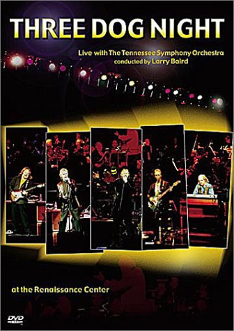 Three Dog Night - Live with the Tennessee Symphony Orchestra (Dog Performance Dvd)