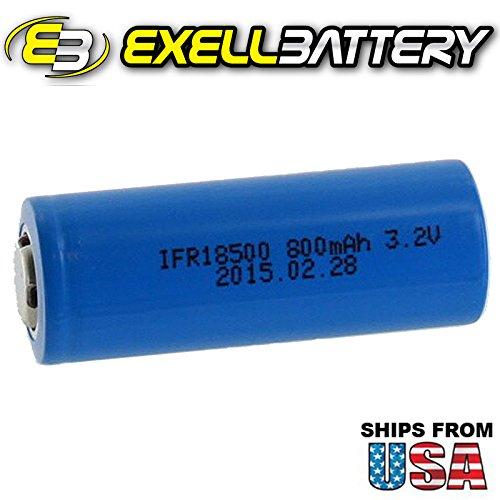 800 Mah Replacement Battery - 4