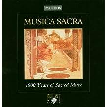 Musica Sacra - 1000 Years of Sacred Music