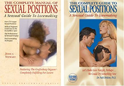 The complete manual of sexual positions