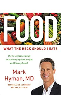 Book Cover: Food: What the Heck Should I Eat?