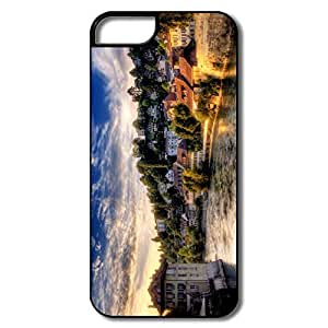 Cute Bern HDR IPhone 5/5s Case For Couples