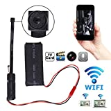 BESTVECH Spy Nanny CAM Wireless WiFi IP Hidden DIY Digital Video Camera Mini Micro D