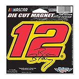 NASCAR Ryan Blaney #12 4.5 x 6 Die Cut Magnet