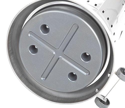 Golden Flame 46,000 BTU (XL-Series) Rich-Mocha Patio Heater with Wheels (Propane)