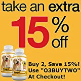 Amazing-Omega-3-Rich-Fish-Oil-100-Pure-All-Natural-Unscented-Premium-Food-Grade-Pet-Nutritional-Supplements-Antioxidant-Fatty-Acids-Promotes-Shiny-Coat-Bone-Joint-and-Brain-Health-120-Tasty-Chewable-T
