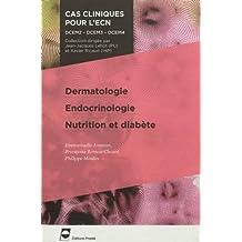 Dermatologie, Endocrinologie, Nutrition et Diabete (cas Clini.ecn