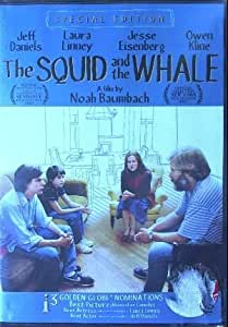 The Squid and The Whale - Special Edition DVD - Widescreen